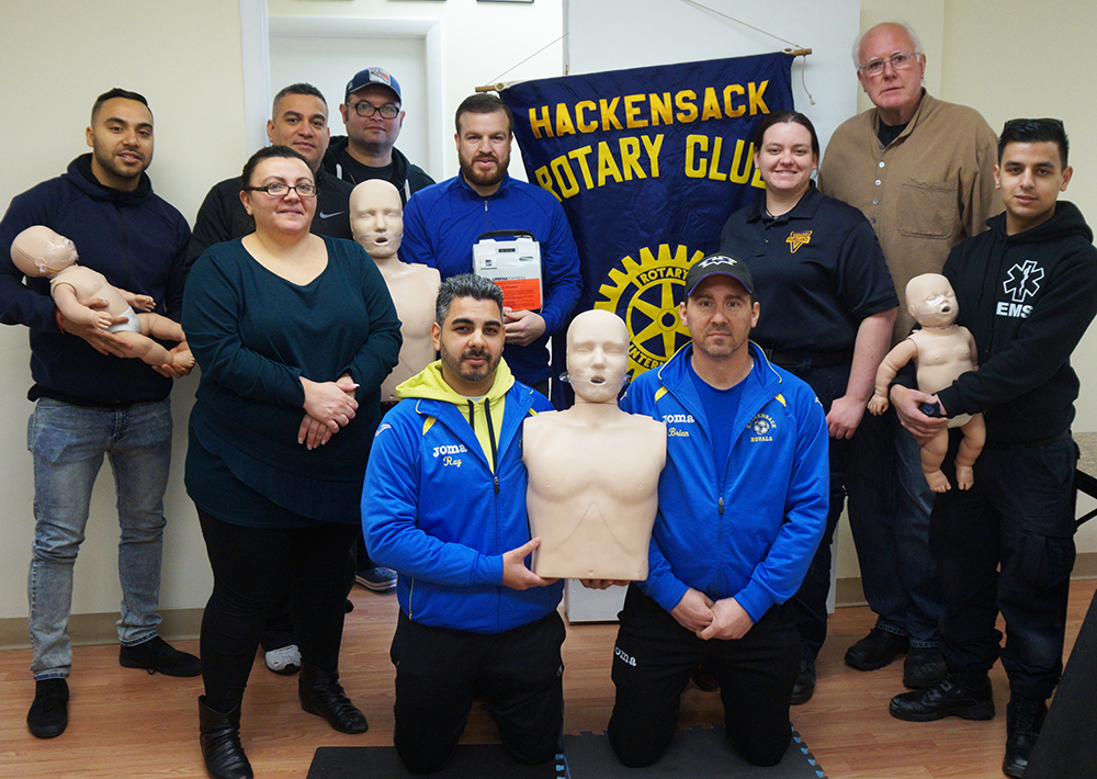 Hackensack CPR Training