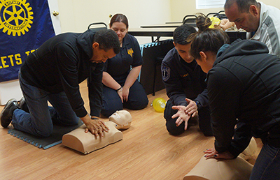 CPR Class in Hackensack